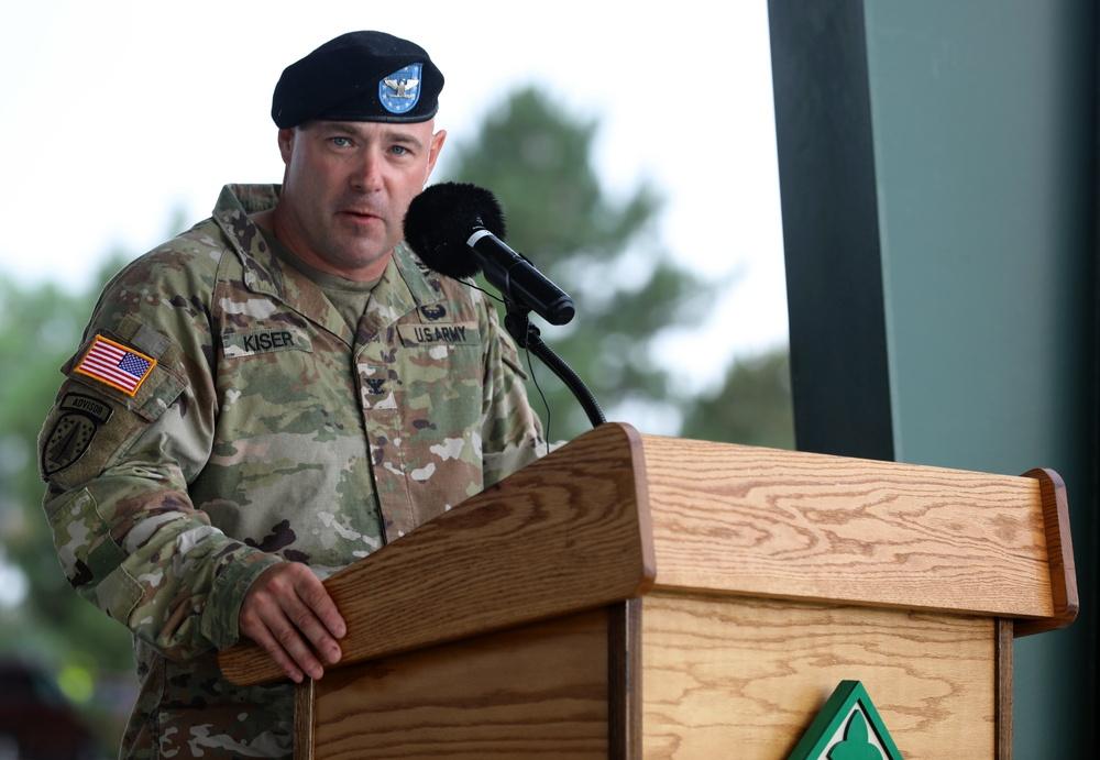 Warhorse Brigade welcomes new leadership