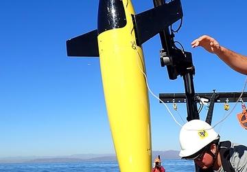 NUWC Keyport calls in 'Huskies' for Unmanned Undersea Vehicle research efforts