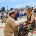 """MESG 1 hold a Retirement Ceremony in honor of Chief Gunner's Mate Jeff """"JP"""" Palma onboard NOLF Imperial Beach"""