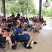 Retired SEAL Shares Insight into NSW Community with Future Special Warfare Sailors in Houston