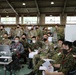 Fires Working Group at the Orient Shield 21-2 Command Post Exercise