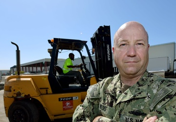 A Navy Unicorn Serves DoD at Camp Lemonnier in East Africa