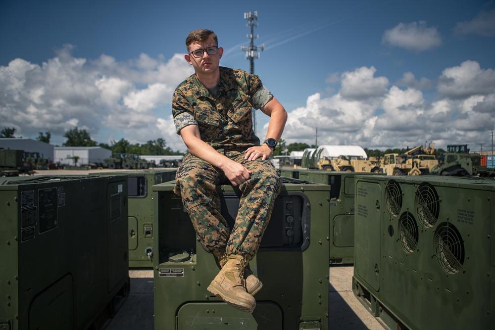 Motivator of the Week: Sgt. Justin Victor