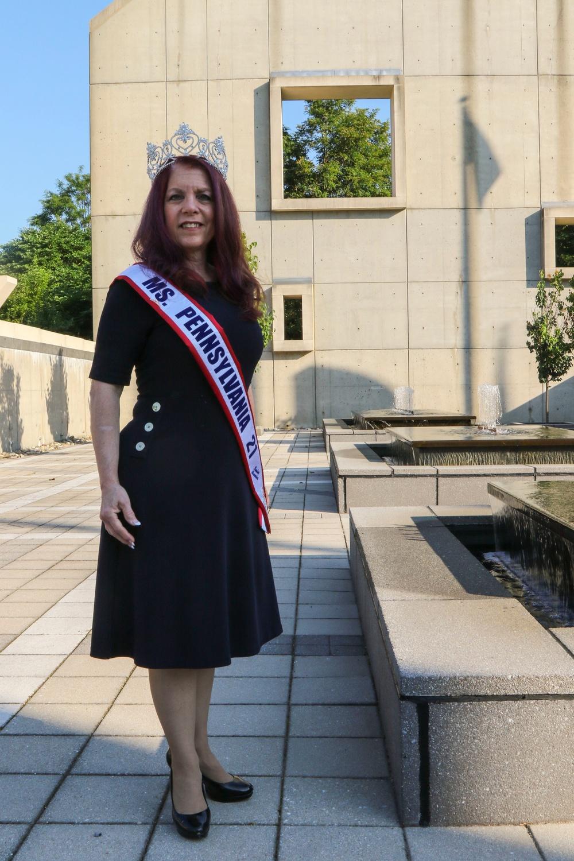Pa. National Guard Veteran crowned Ms. Pennsylvania Senior America