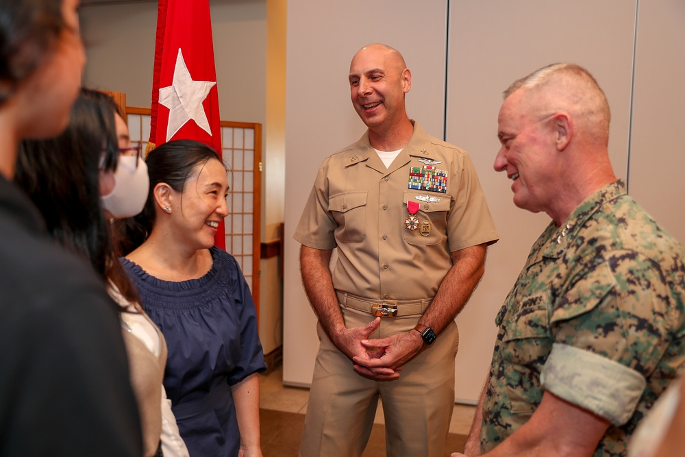III MEF Command Master Chief retires after 29 years of service