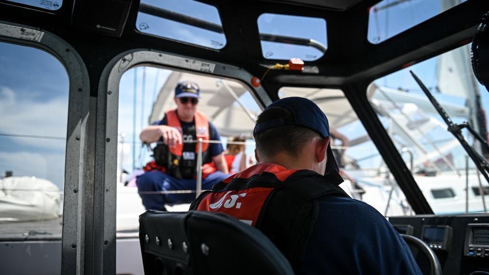Coast Guard Station Montauk targets illegal charters