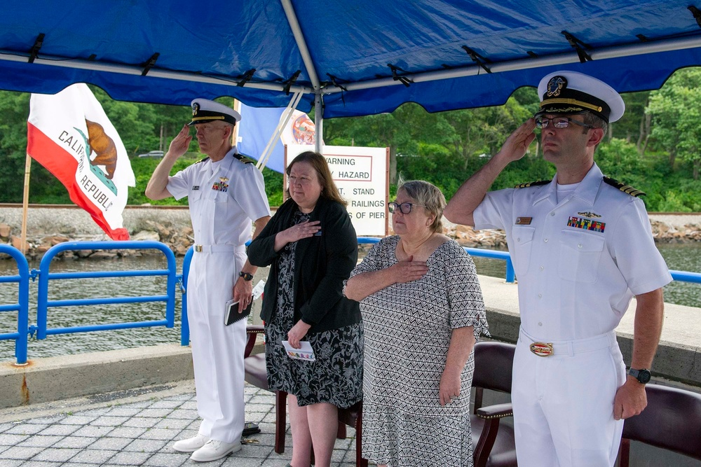 Seize the Day: Evelyn Liberty-Topliff Retires from Navy Marine Corps Relief Society