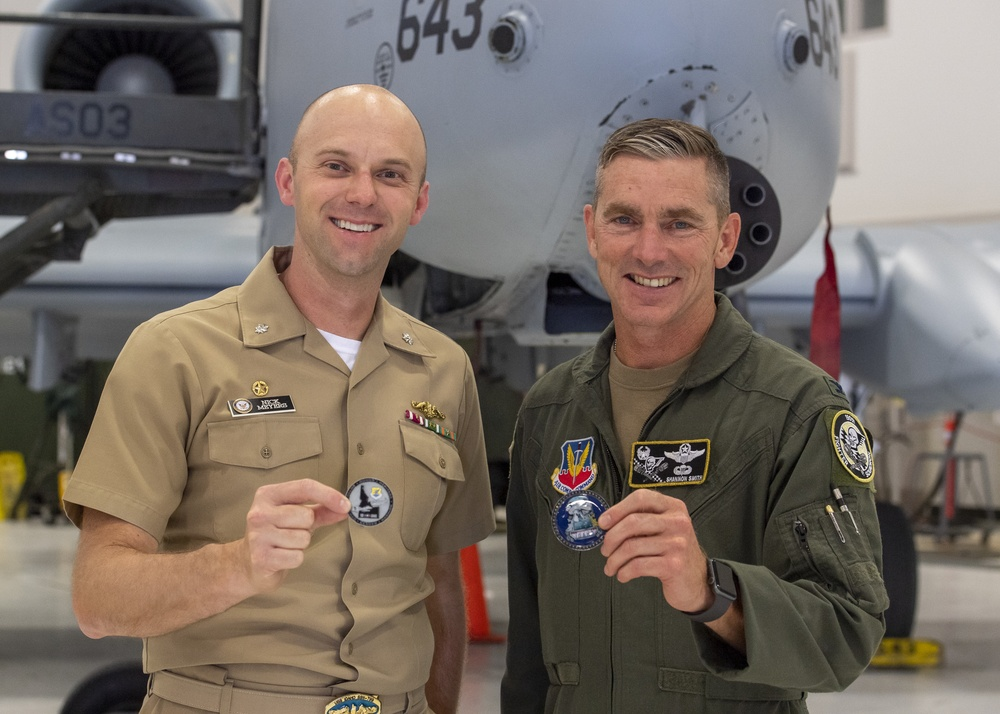 USS Idaho visits Idaho