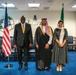 US host Saudi Arabia Vice Minister of Defense