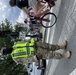 District of Columbia National Guard supports Park Police on Independence Day