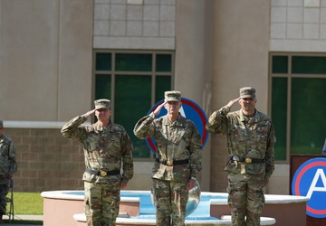 USARCENT Recognizes Chief of Staff Transition