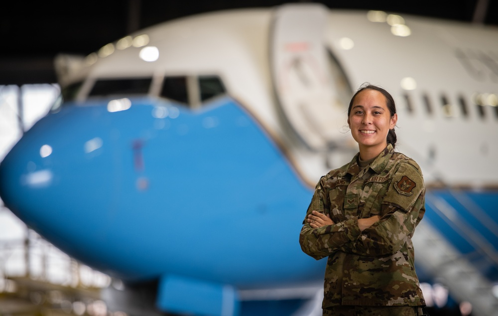 Airman Spotlight; Senior Airman Janice Williams