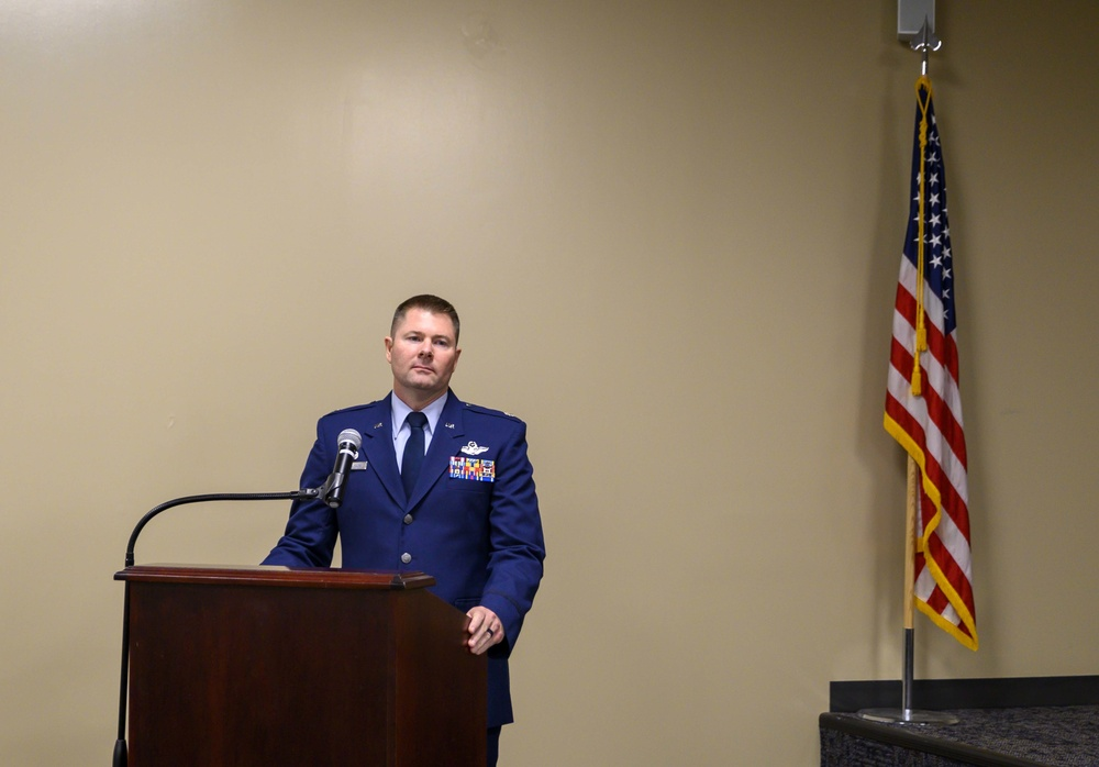 188th Mission Support Group holds change of command ceremony