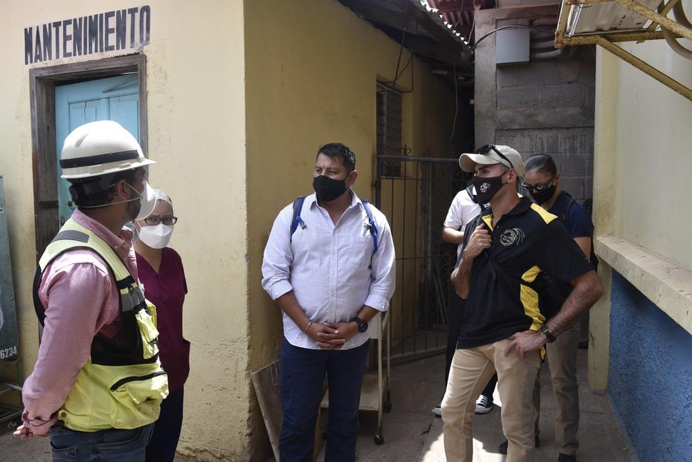 JTF-Bravo civil affairs team participates in Global Health Engagement