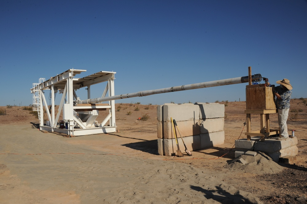 Private industry customers utilize U.S. Army Yuma Proving Ground