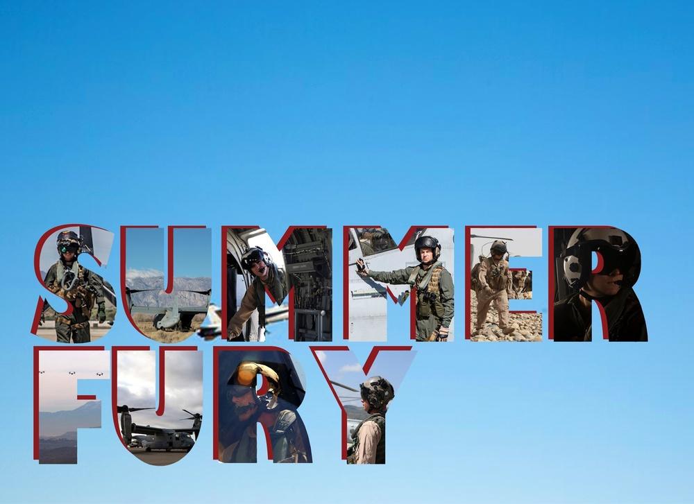 Summer Fury Graphic