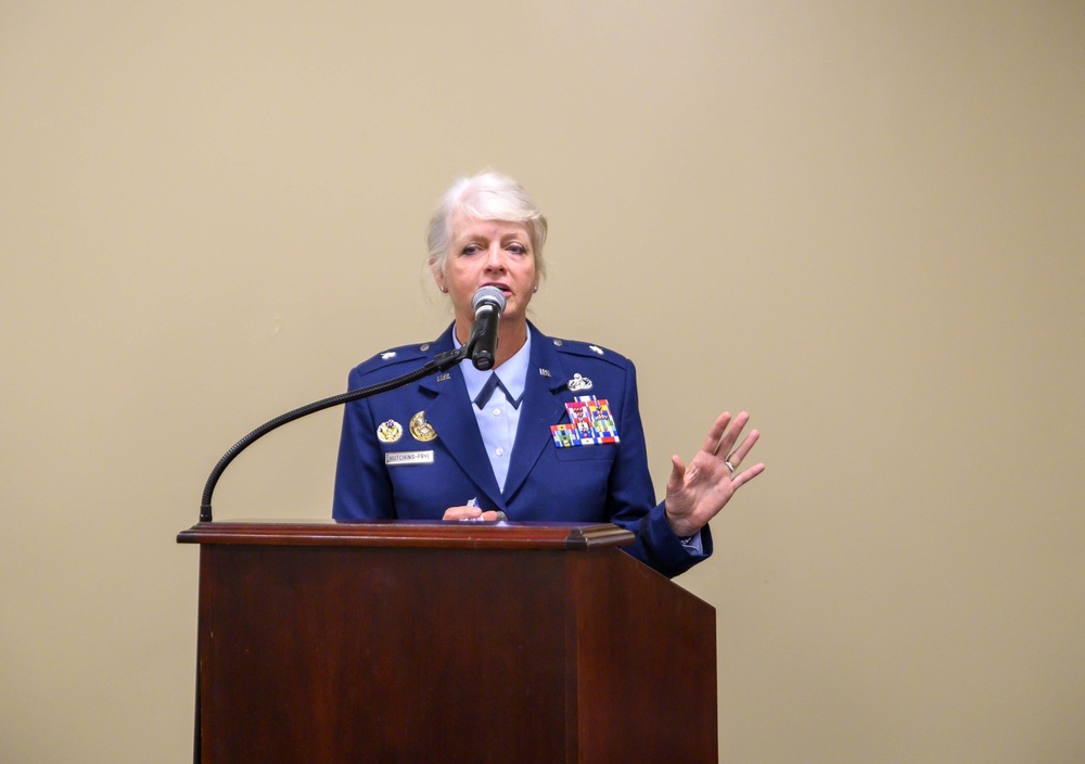 Col. Gardner retires as the 188th Mission Group commander after more than 30 years of service