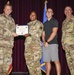 82nd Training Wing Promotion Ceremony