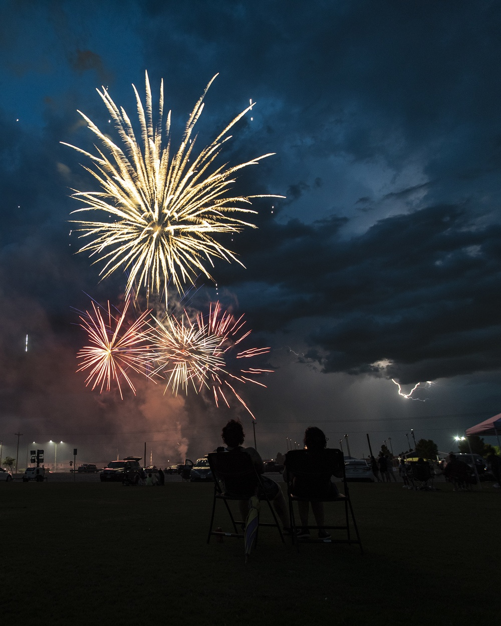 Pop 2.0: Bliss FMWR holds two-night 'Pop Goes the Fort' Independence Day party