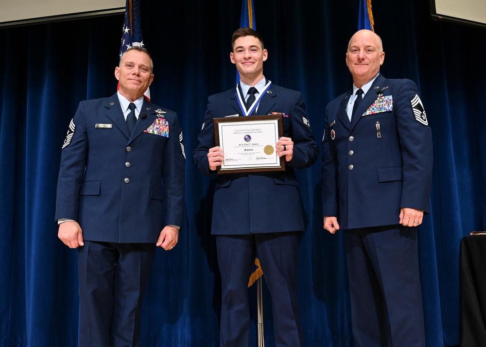 Airman Leadership School graduate's award
