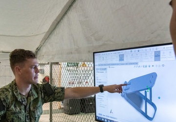 Four Midshipmen from U.S. Naval Academy Spend Summer Internship at Naval Surface Warfare Center, Port Hueneme Division