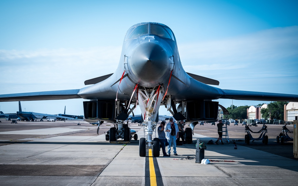B-1B Lancer begins decommission process at Barksdale