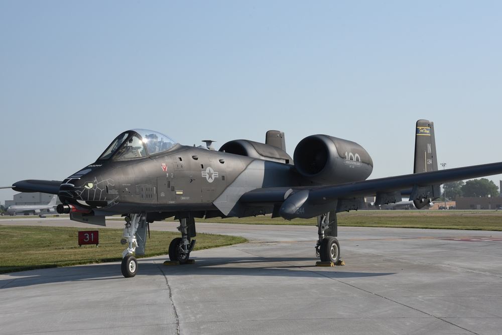 Indiana Black A-10