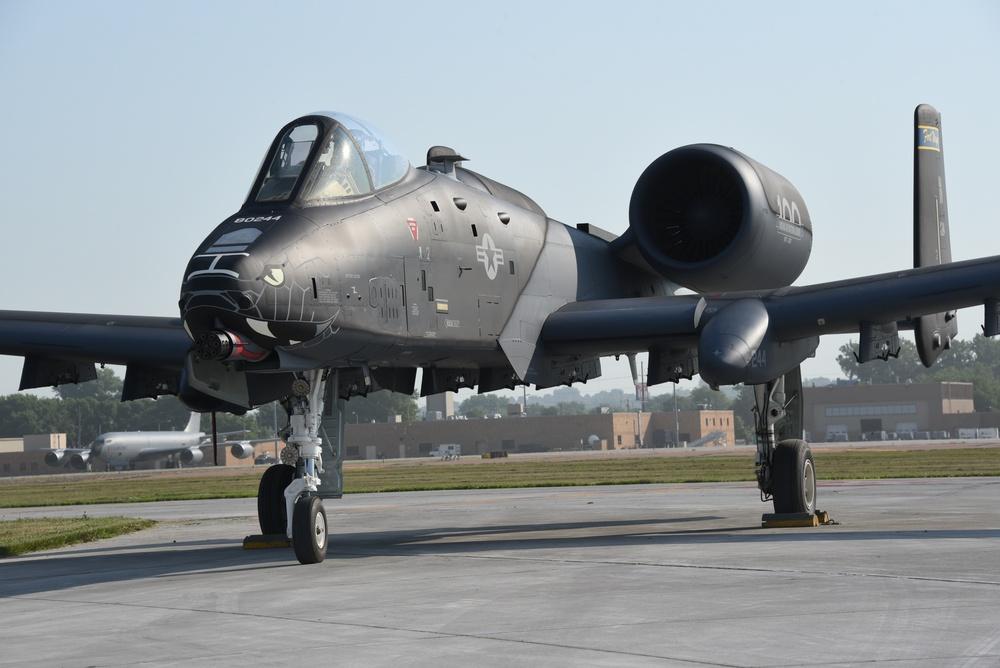 A-10 Blacksnakes
