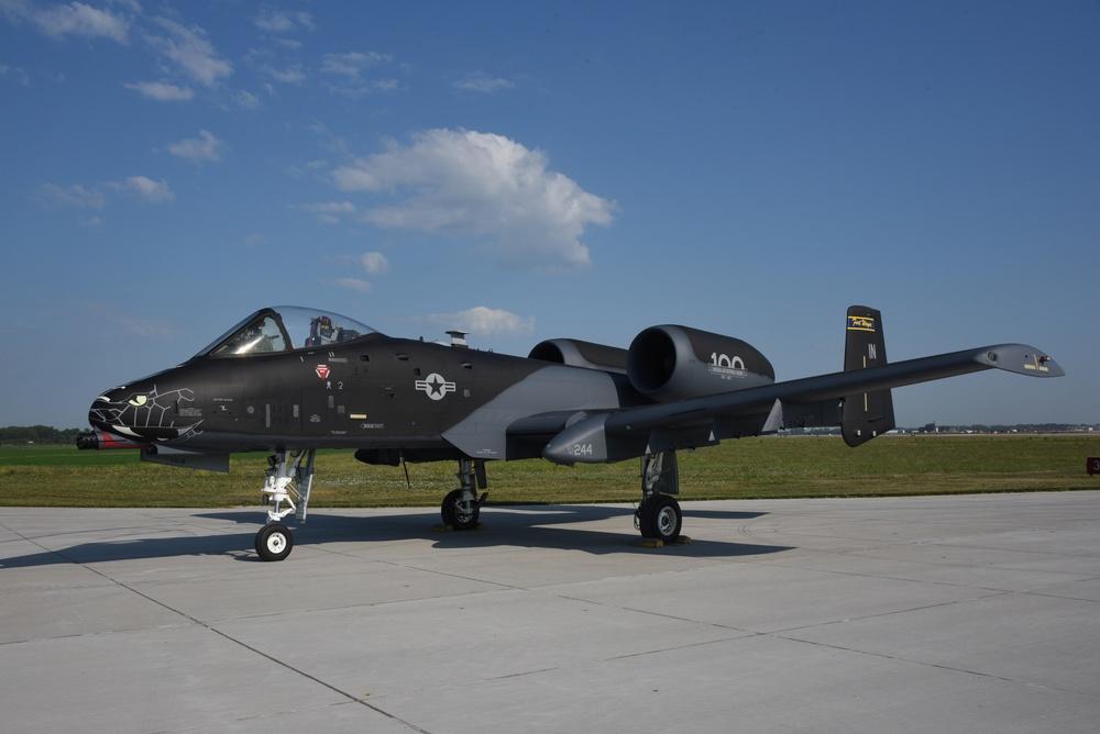 Black A-10