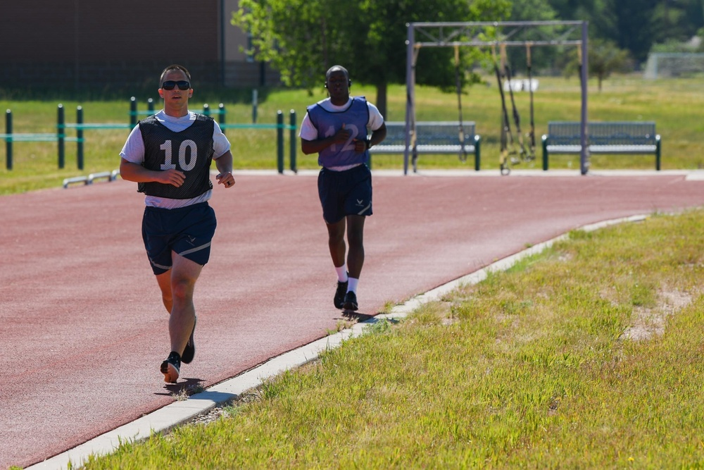 Physical Training Tests for the Air Force Resume