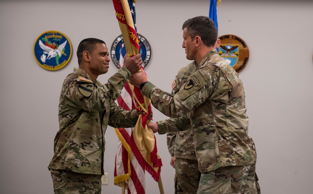 Col. Hennemann assumes command of Army Support Activity, Soto Cano AB