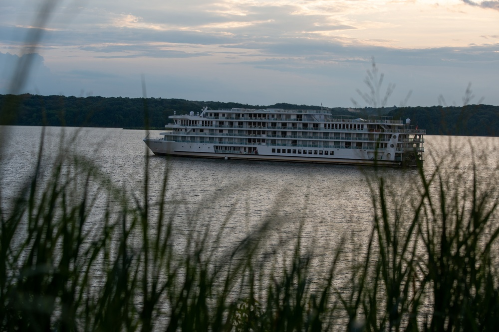 Lake Barkley Unified Command continues to work on American Jazz salvage plan