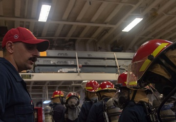 Every Sailor is a firefighter first