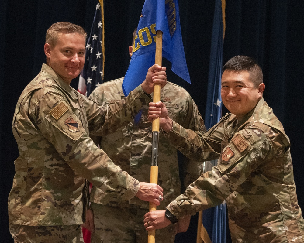 88th HCOS change of command