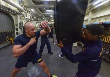 Securtiy Force Training