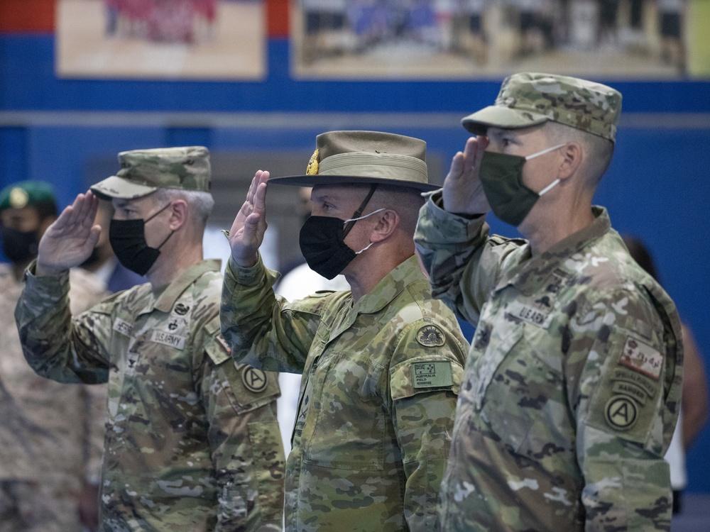 Camp Arifjan welcomes new base commander