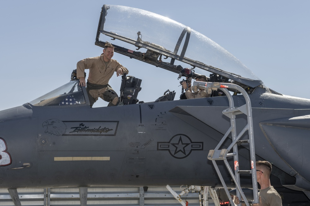 Brig. Gen. Joseph Kunkel's Fini Flight