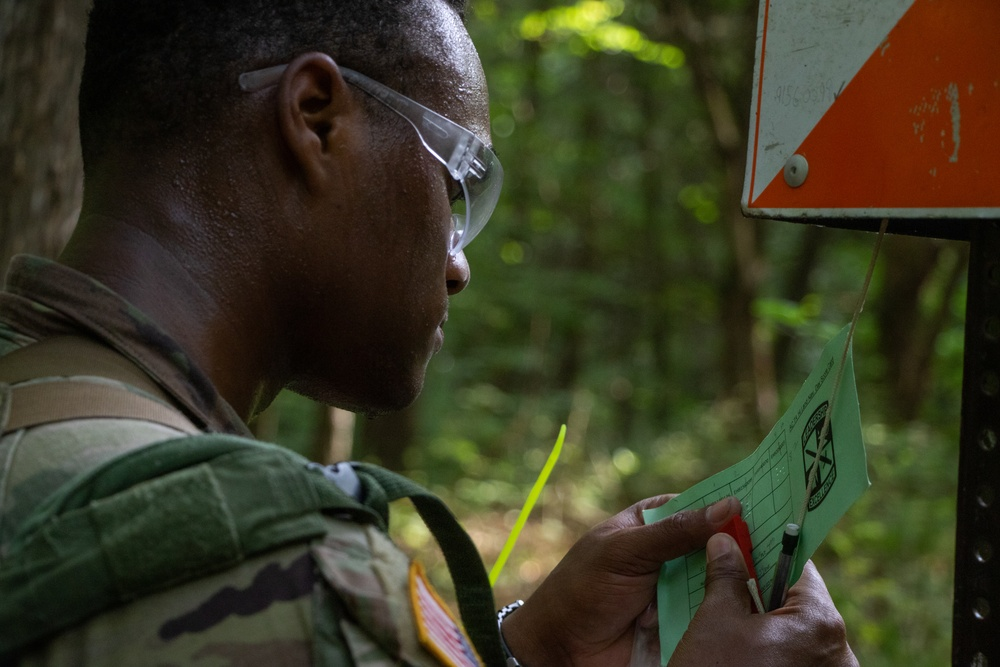 3rd Regiment, Advanced Camp, Land Navigation | Cadet Summer Training 2021