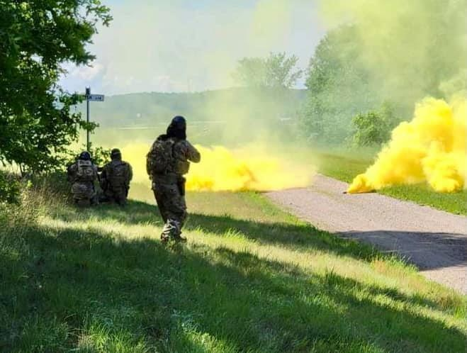 178th Security Forces sharpen warfighting skills