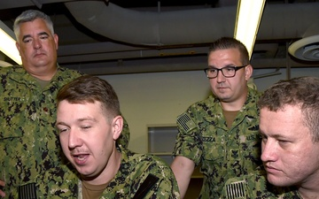 NCAGS Exercise Promotes Global Partnerships, Maritime Security