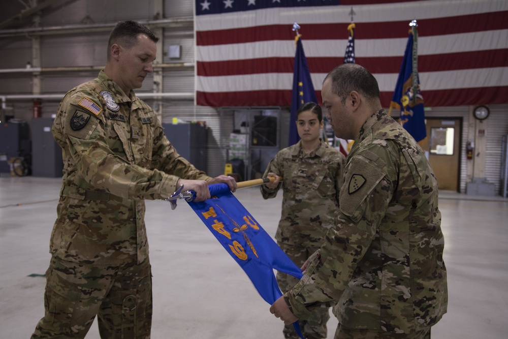 Alaska Army National Guardsmen prepare for deployment to Middle East