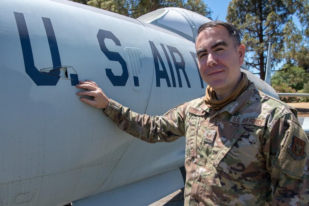 Professor and Airman
