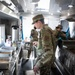 The 168th refuels with Disaster Relief Mobile Kitchen