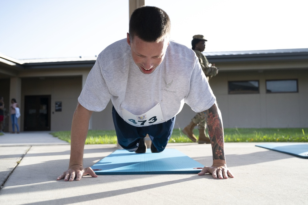 Official fitness assessments resume at 125th Fighter Wing