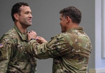Green Beret Awarded Soldier's Medal for Heroism