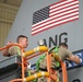 136th Airlift Wing prepares to paint their new C-130J aircraft