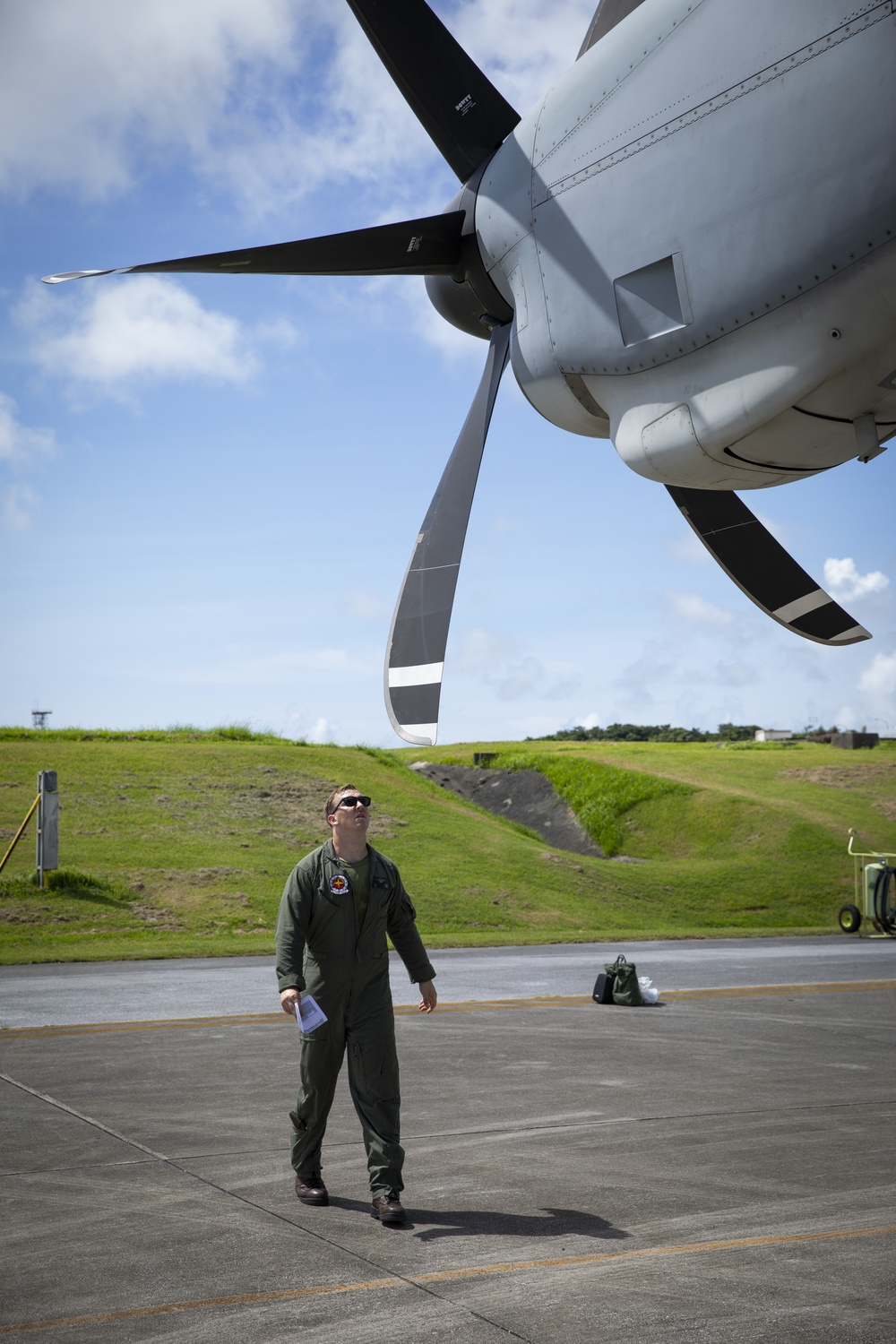 Air Delivery Exercise | 3d Landing Support BN