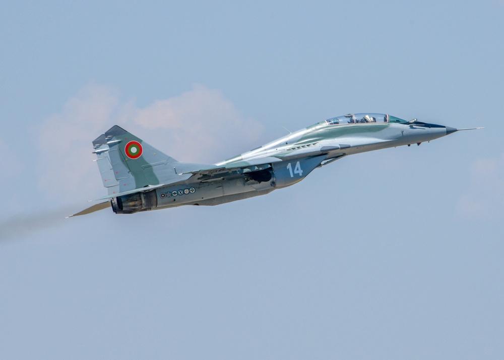 Thracian Star 21; Bulgarian and U.S. Air Force strengthen interoperability