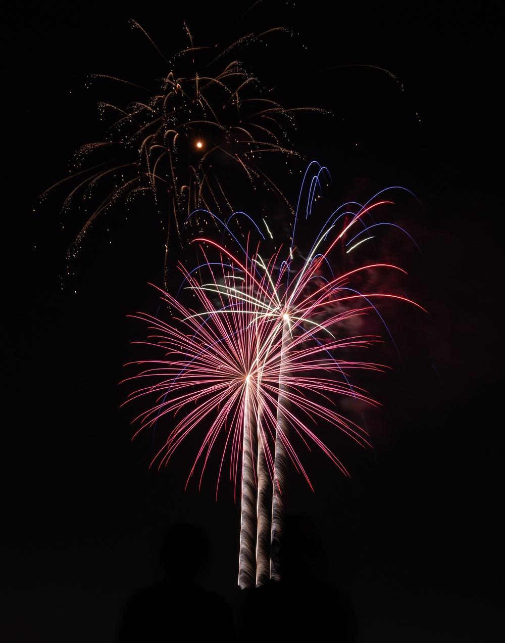 JFTB hosts Fireworks Spectacular