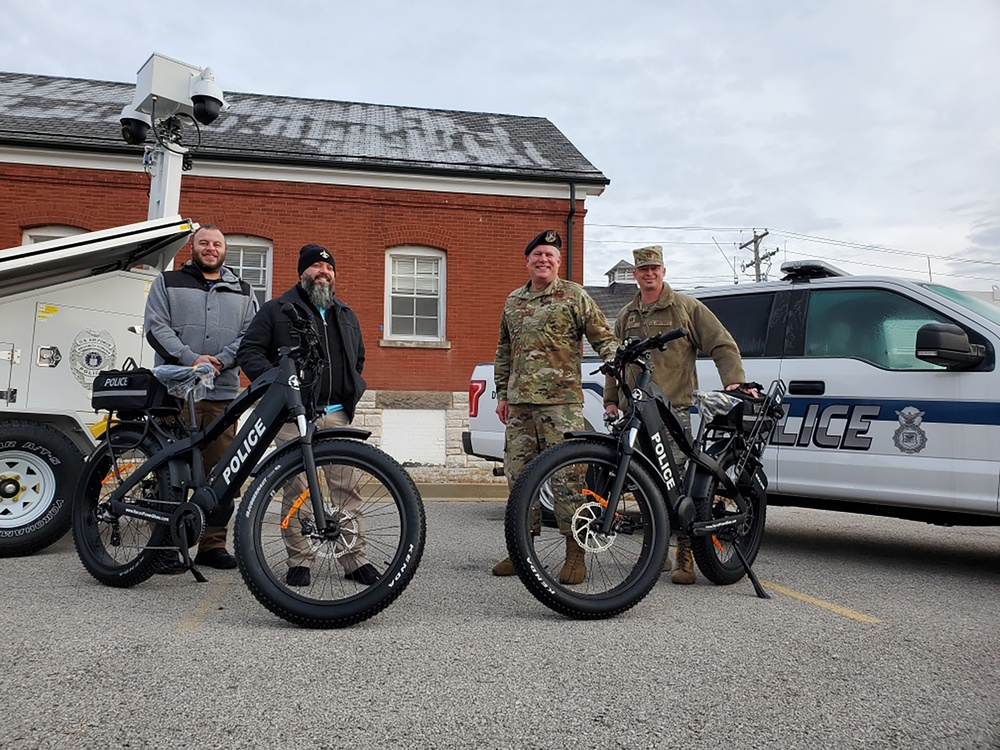 New sheriff in town: Jefferson Barracks ANGB establishes civilian police force